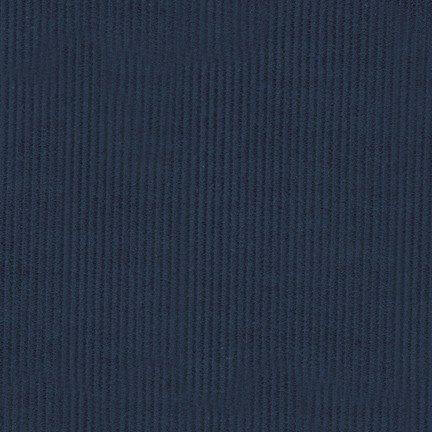 8 Wale Cotton Corduroy - Navy 56