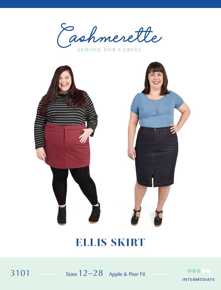 Cashmerette Ellis Skirt Pattern