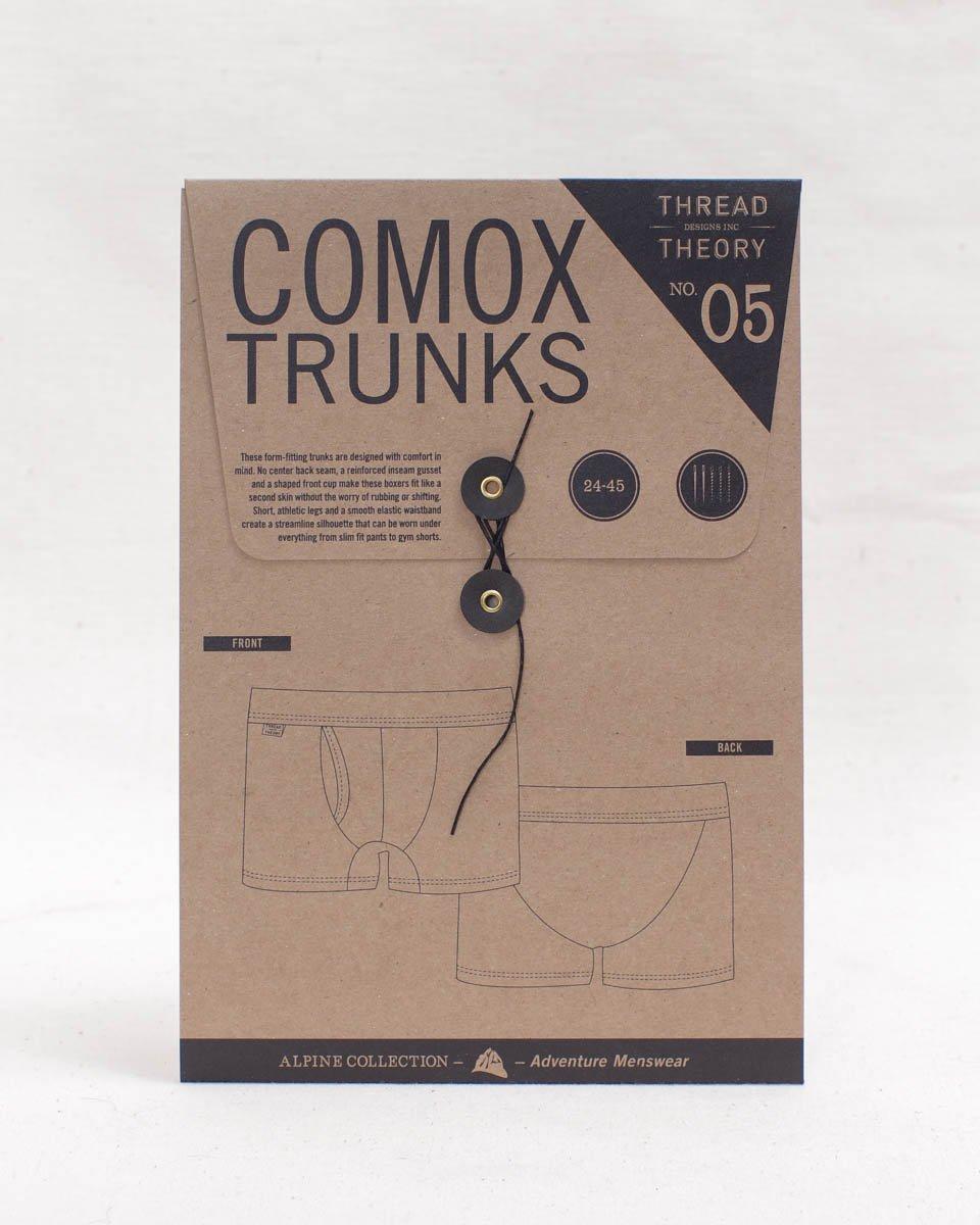 Thread Theory Comox Trunks Pattern