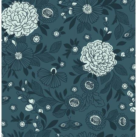 Earth Magic - Its Cool to Be Kind Floral Cotton