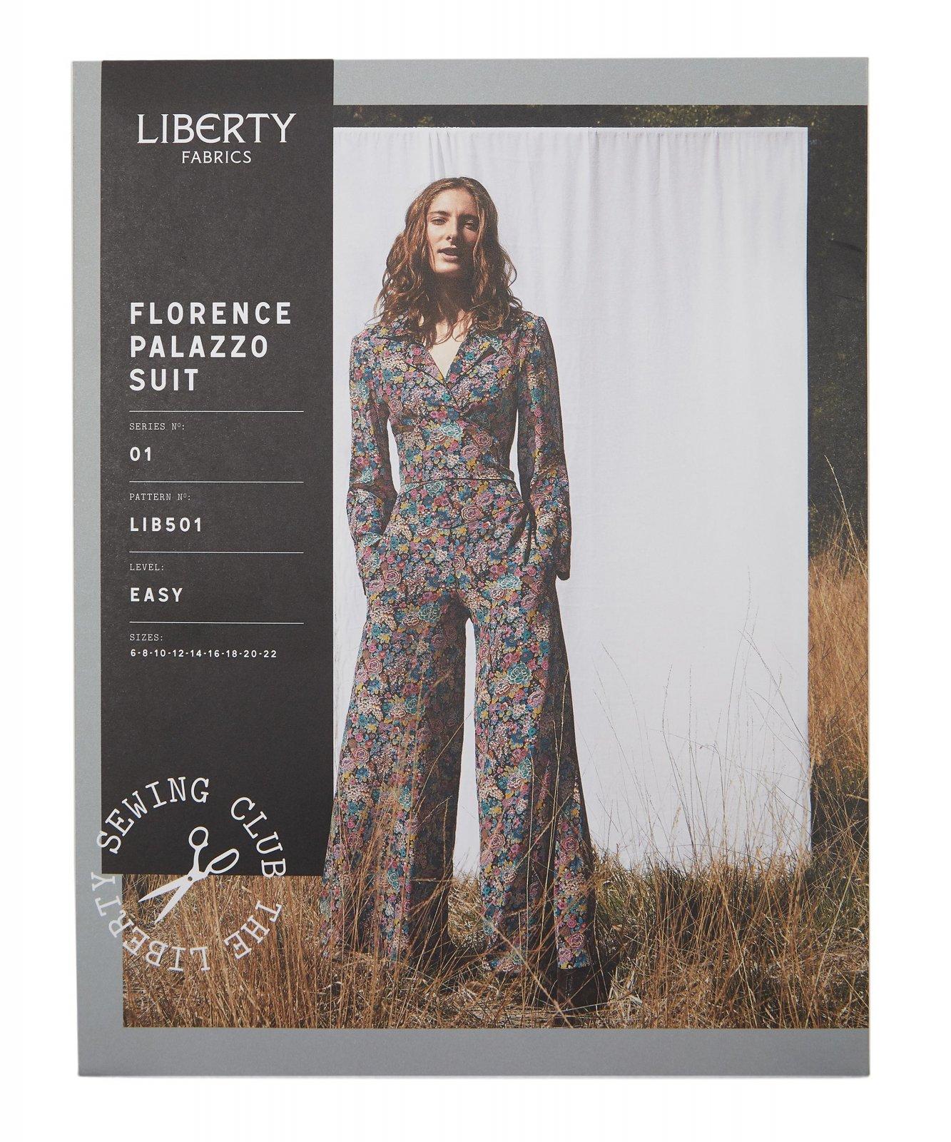 Liberty Fabrics Florence Palazzo Suit