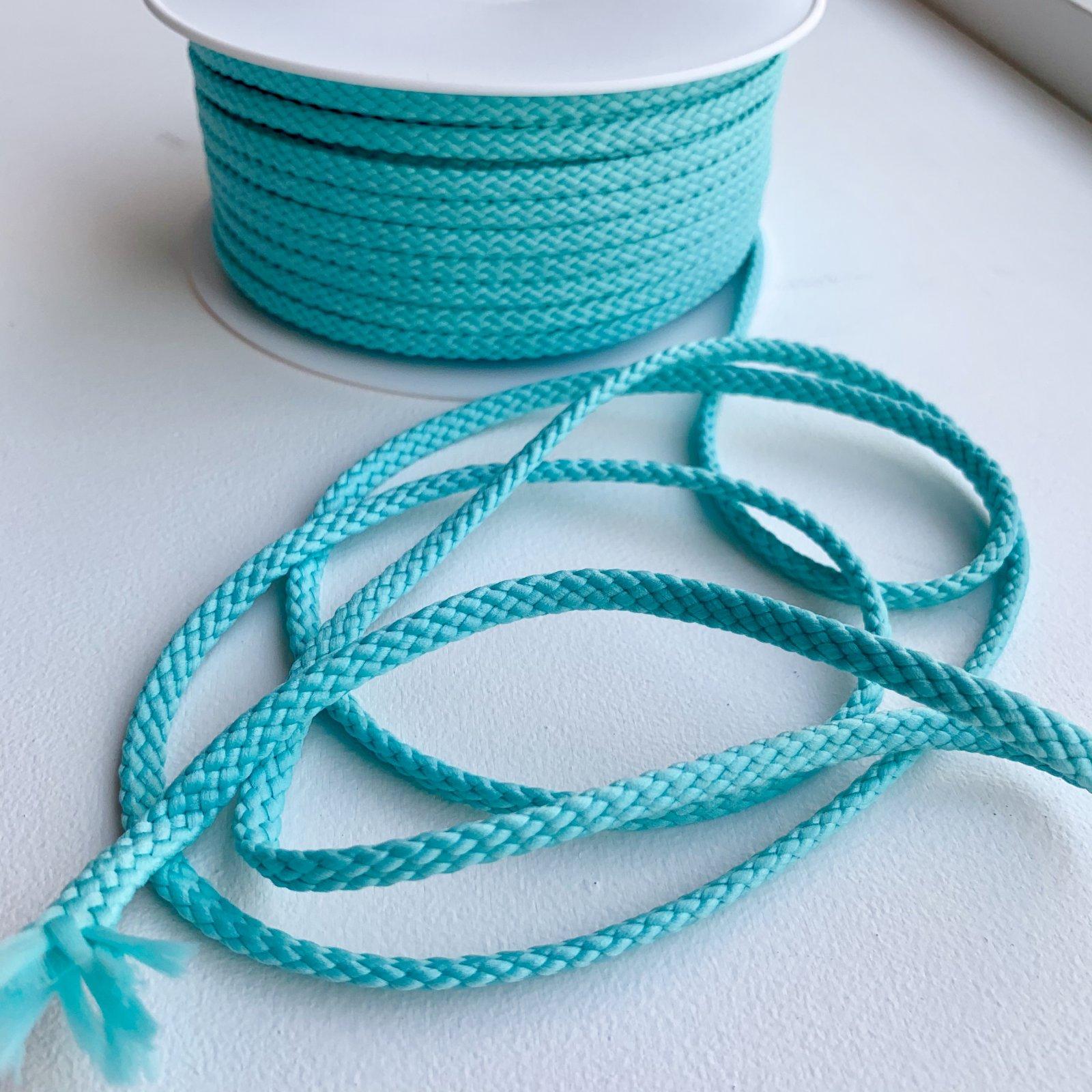 Drawstring Cord - Aqua