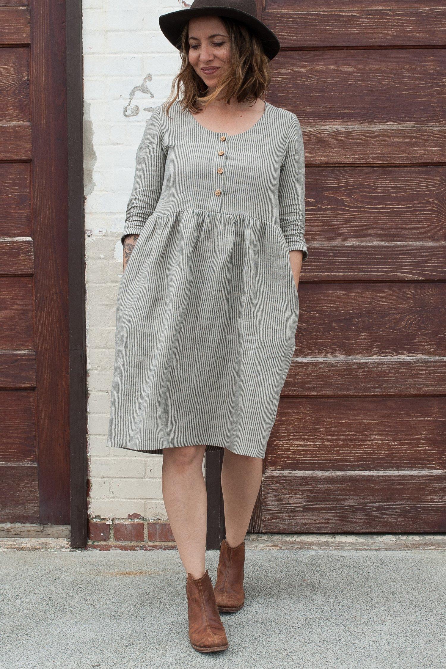 Sew Liberated Hinterland Dress Pattern