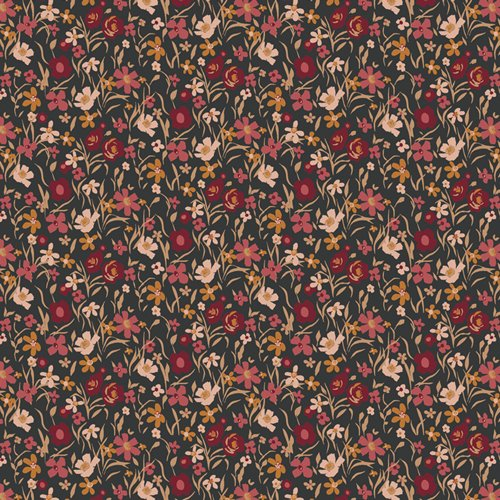 Art Gallery Busy Bee Floral Cotton - Karma