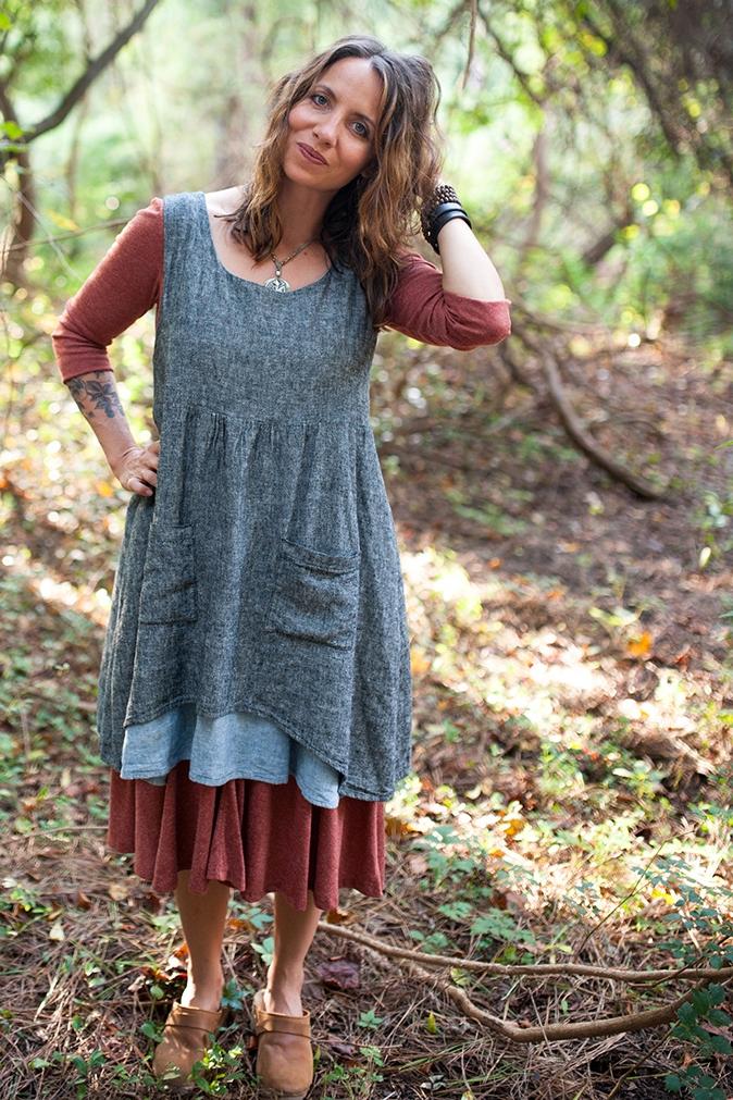 Sew Liberated Metamorphic Dress Pattern