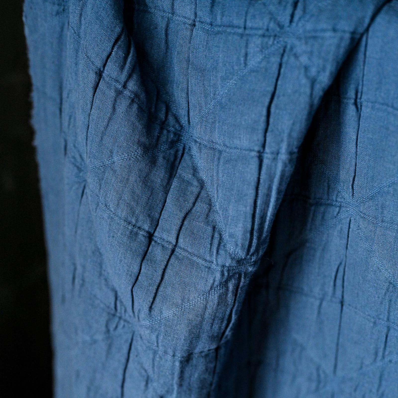 Merchant & Mills Jacquard Cotton - Blue
