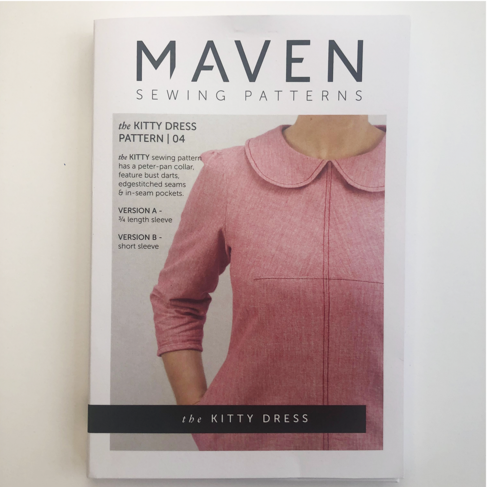 Maven Patterns Kitty Dress