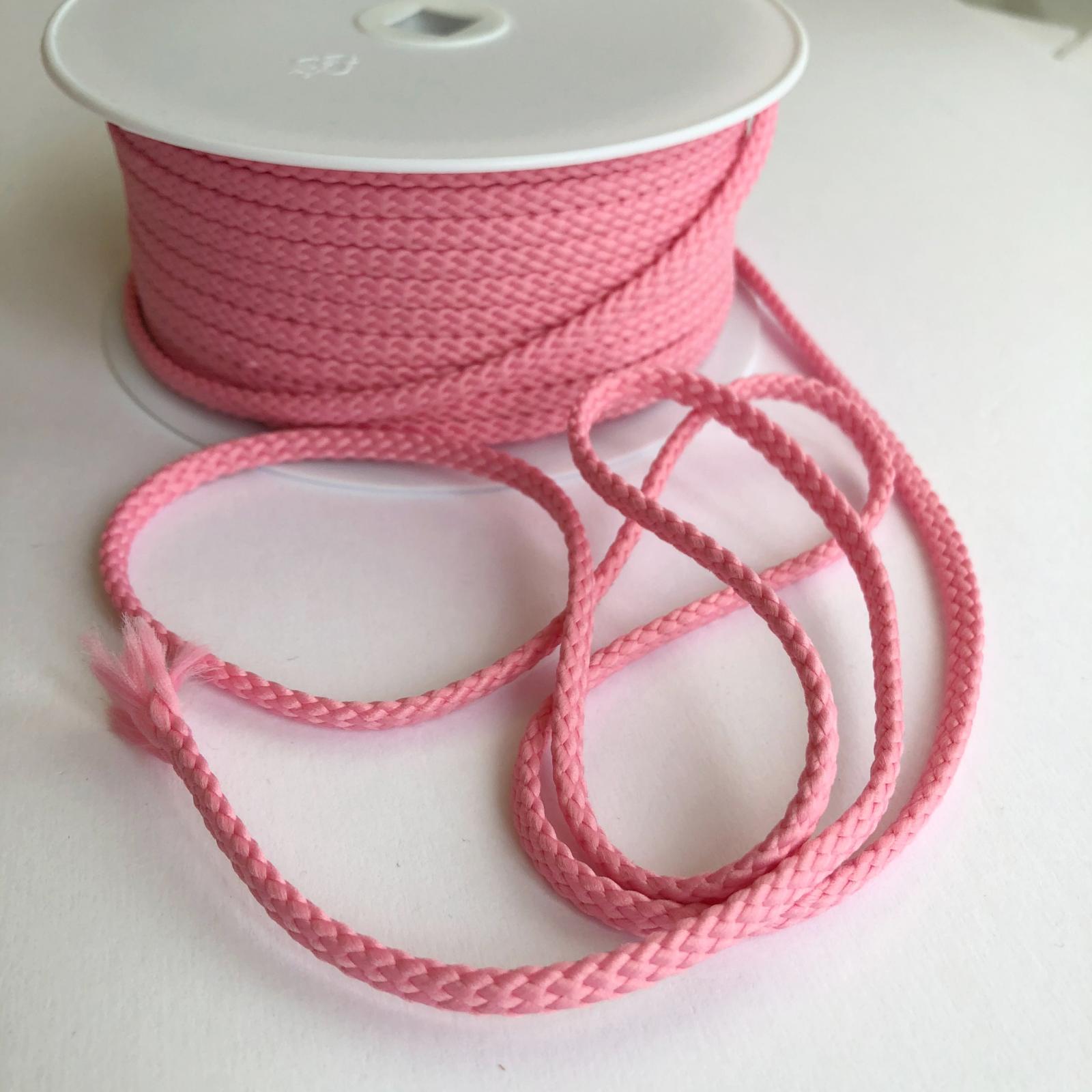 Drawstring Cord - Pink