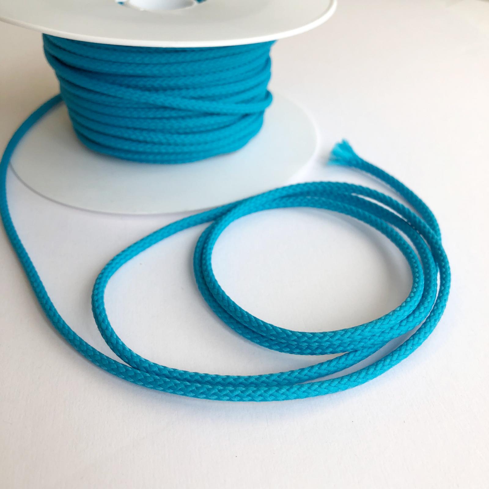 Drawstring Cord - Blue