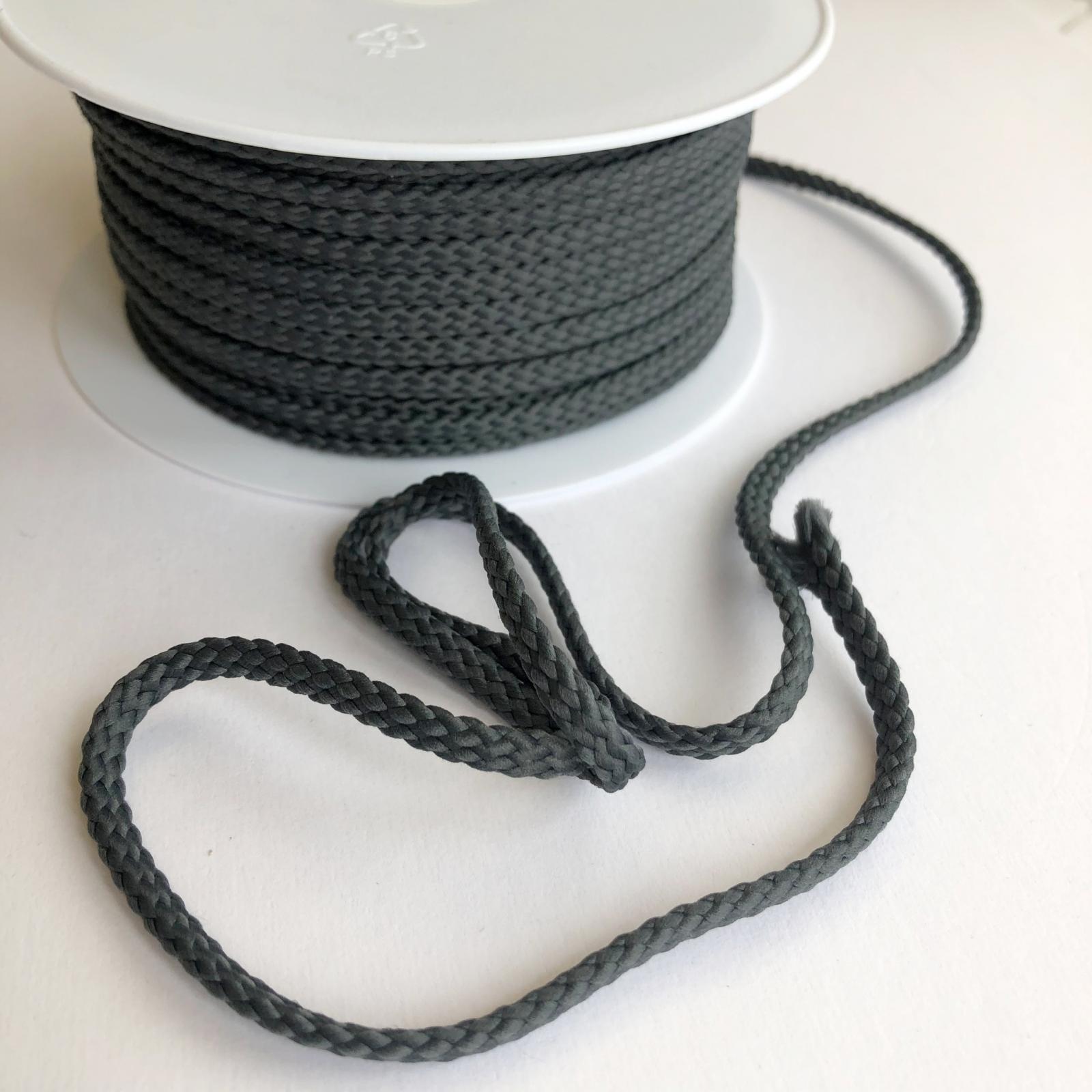 Drawstring Cord - Gray
