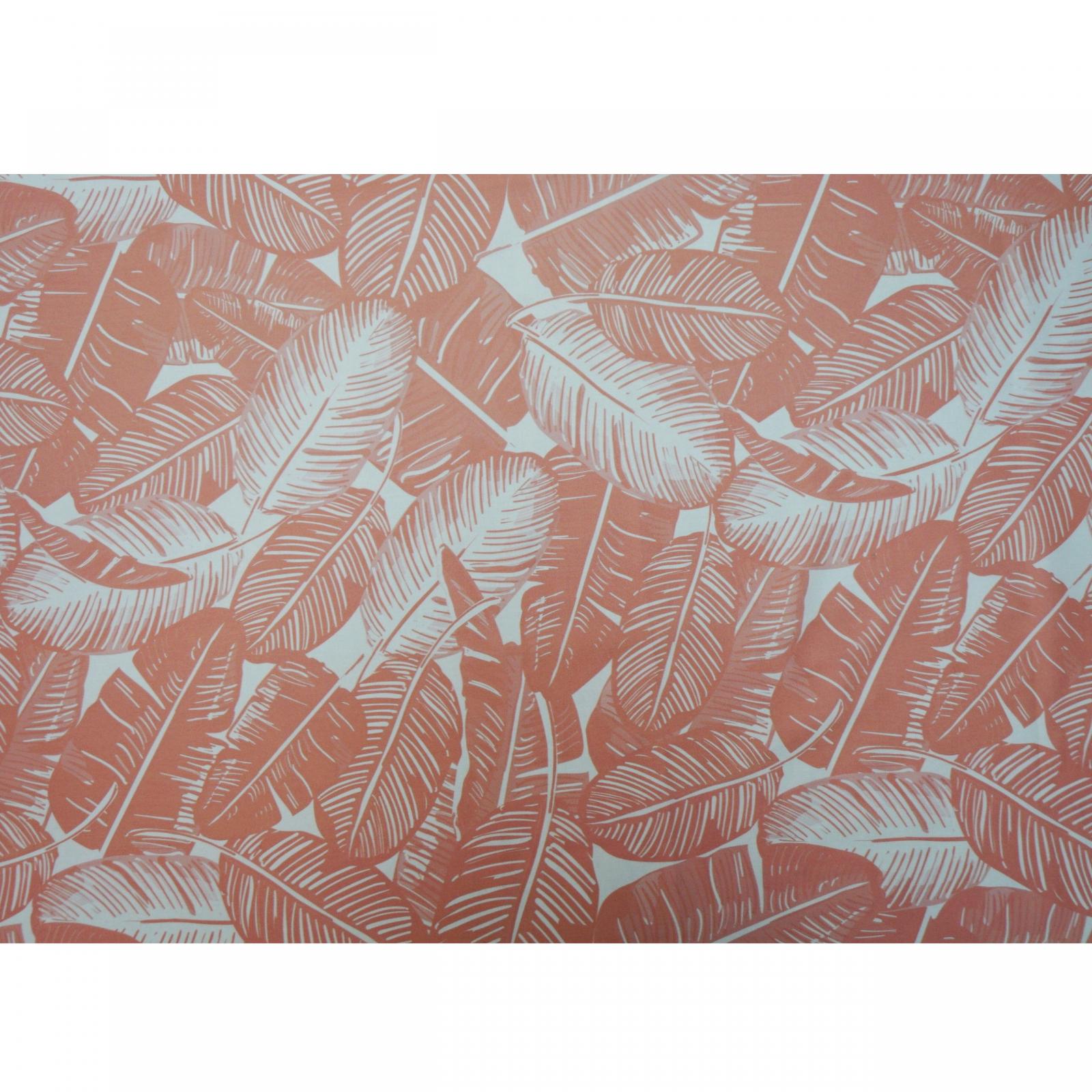Lady McElroy Feather Palm Cotton Lawn - Blush
