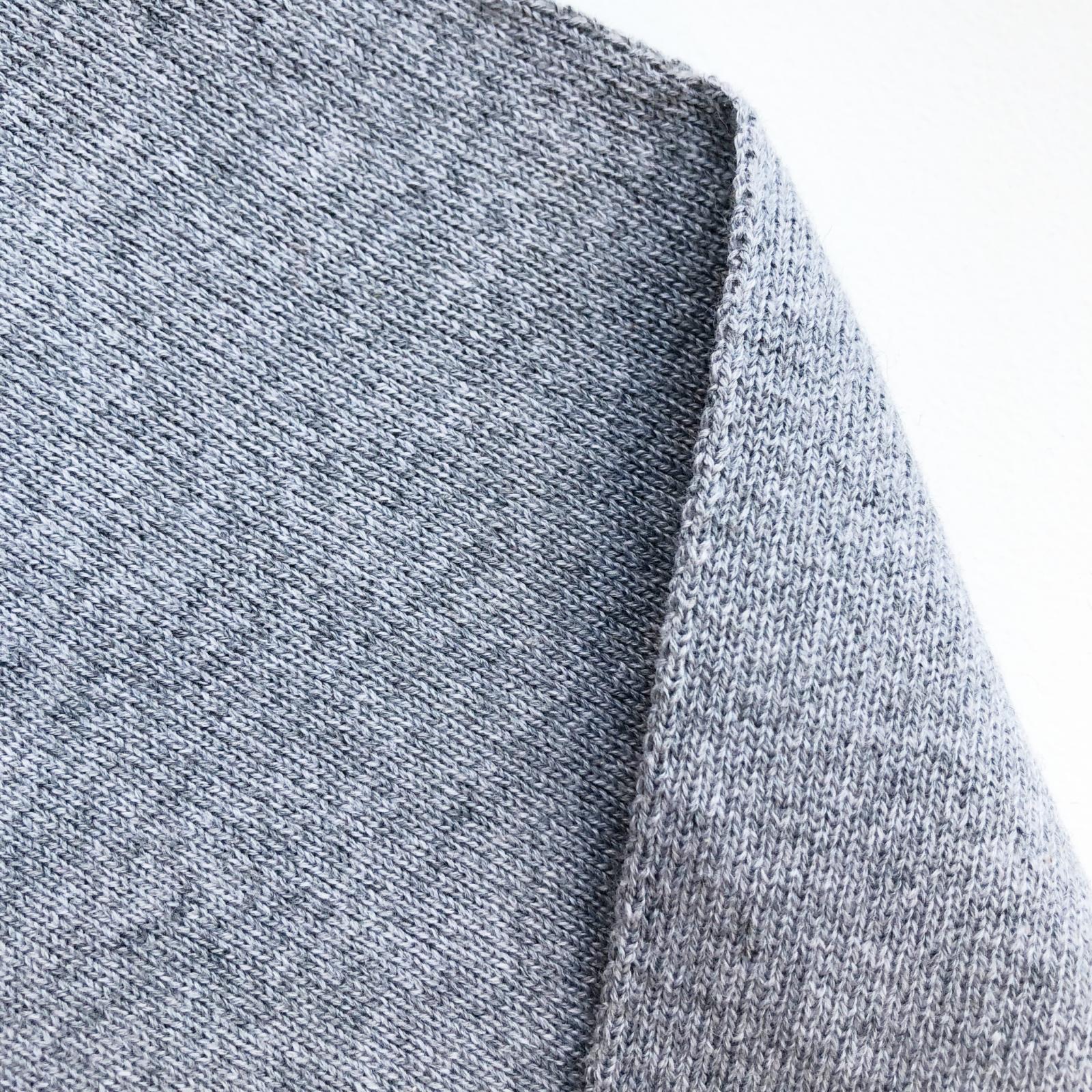 Designer Deadstock Spun Rayon Heavyweight Sweatshirt 1x1 Rib Knit  - 1/4 yard cut - Various Colors