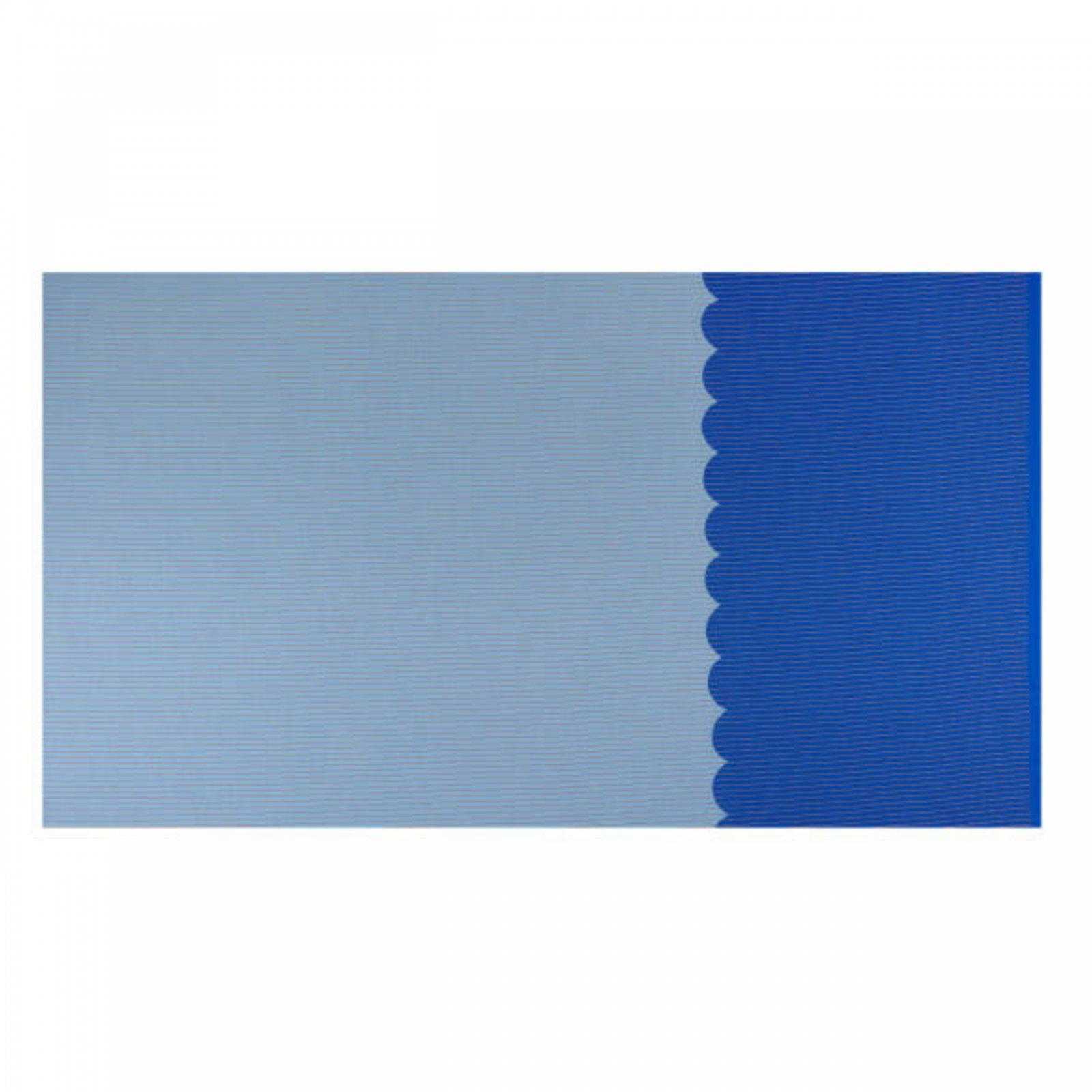 Harriot Stripe Cotton - Blueprint