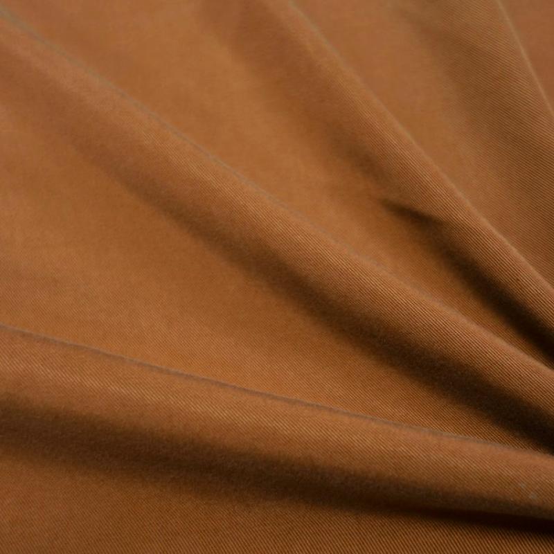 Lyocell Twill - (Tencel) Copper