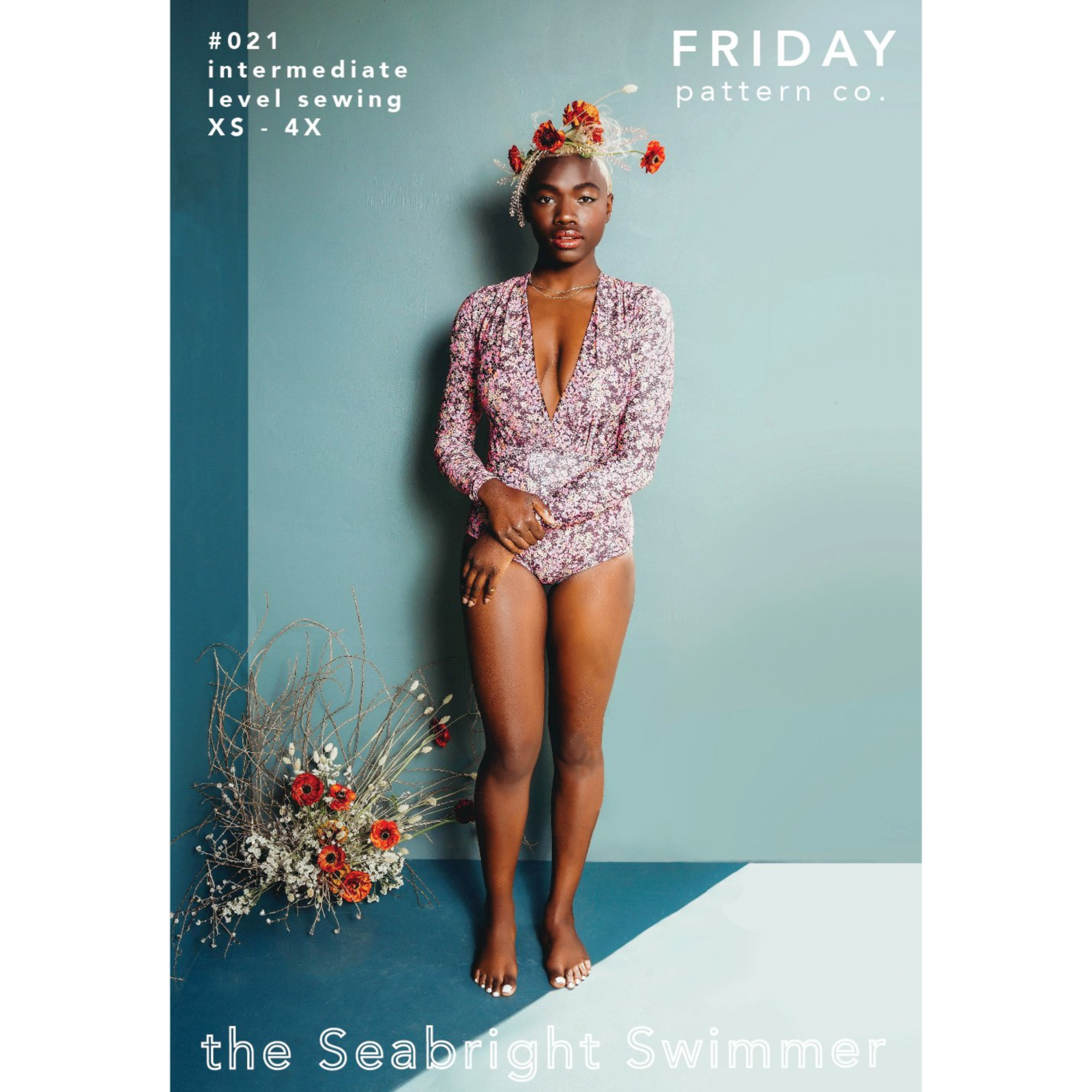 Friday Pattern Co Seabright Swimmer