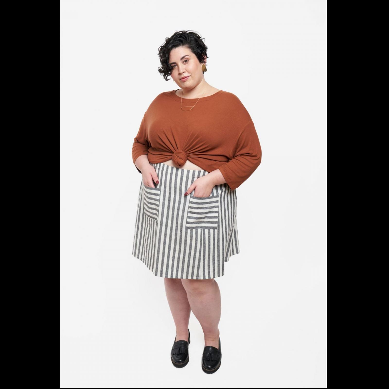 Grainline Studio Reed Skirt Pattern