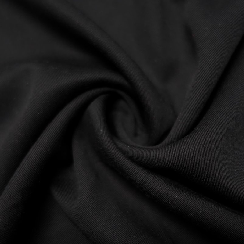 Lyocell Twill (Tencel) - Black