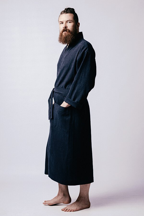Named Clothing Lahja Robe Pattern