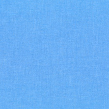 Sophia Washed Cotton Lawn - Cerulean Blue 53