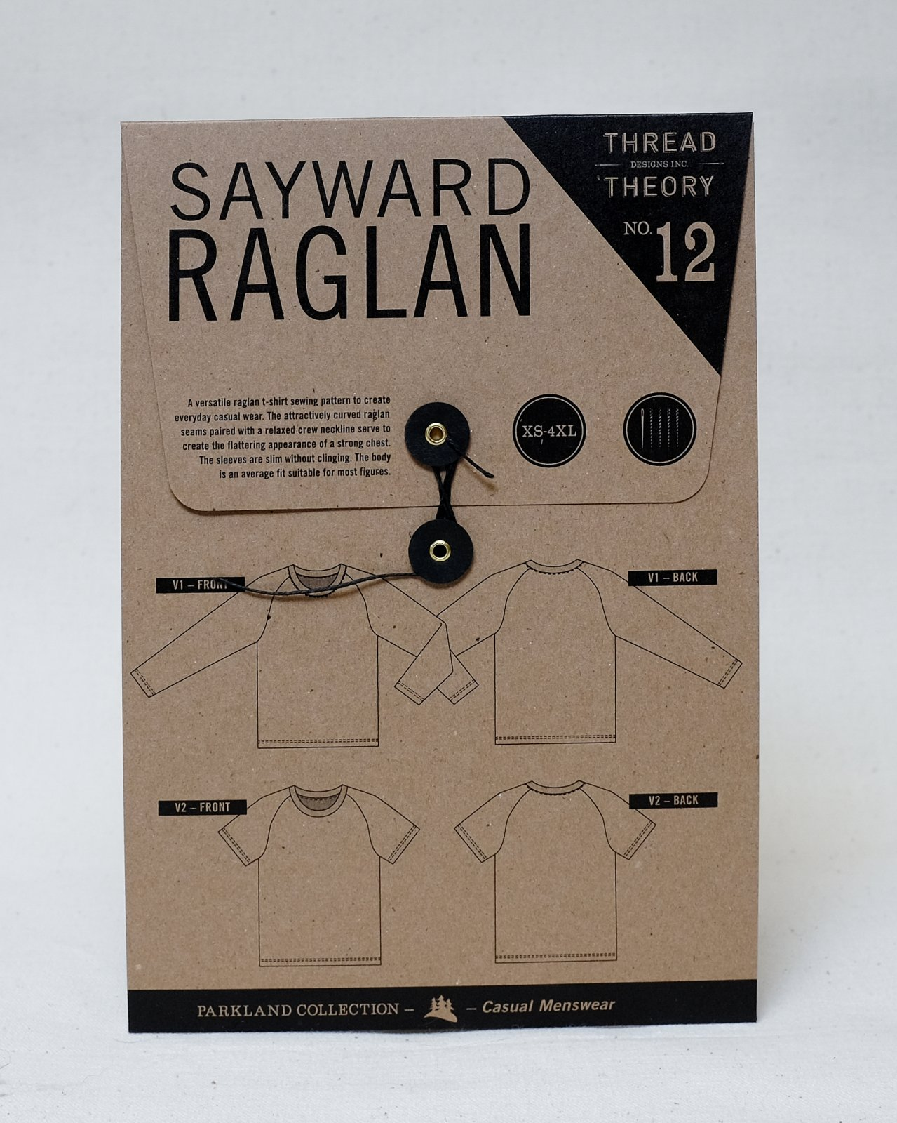 Thread Theory Sayward Raglan Pattern