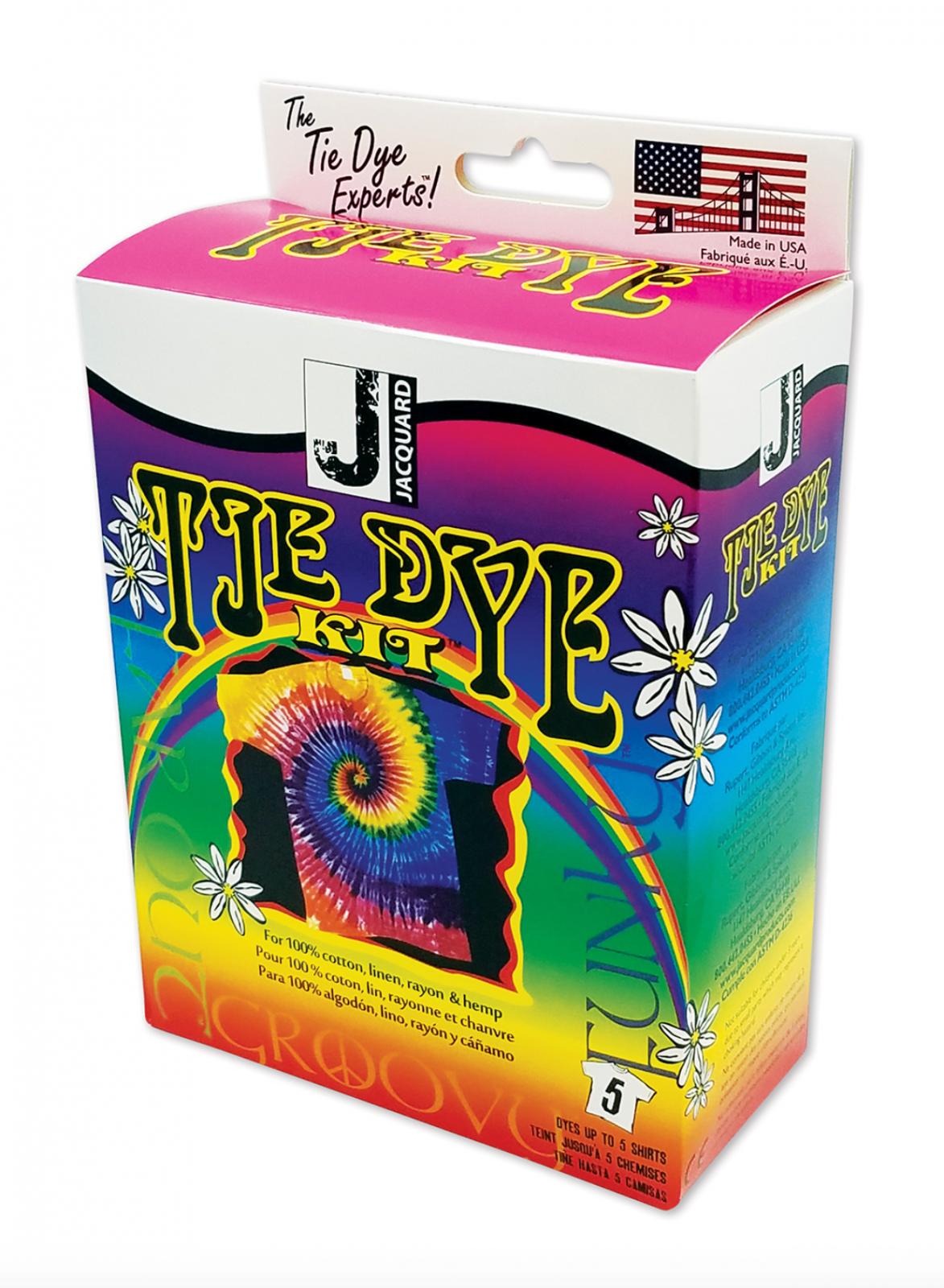 Tie Dye Kit - Funky Groovy
