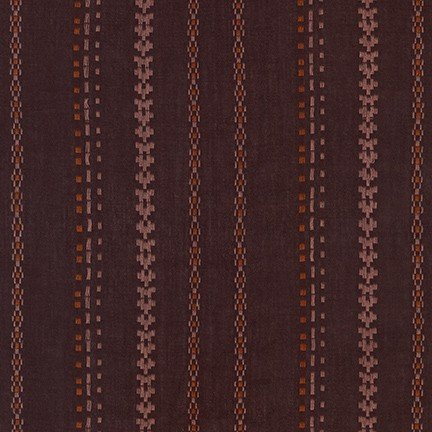 Athena Gauze Yarn Dye Cotton 42 - Aubergine