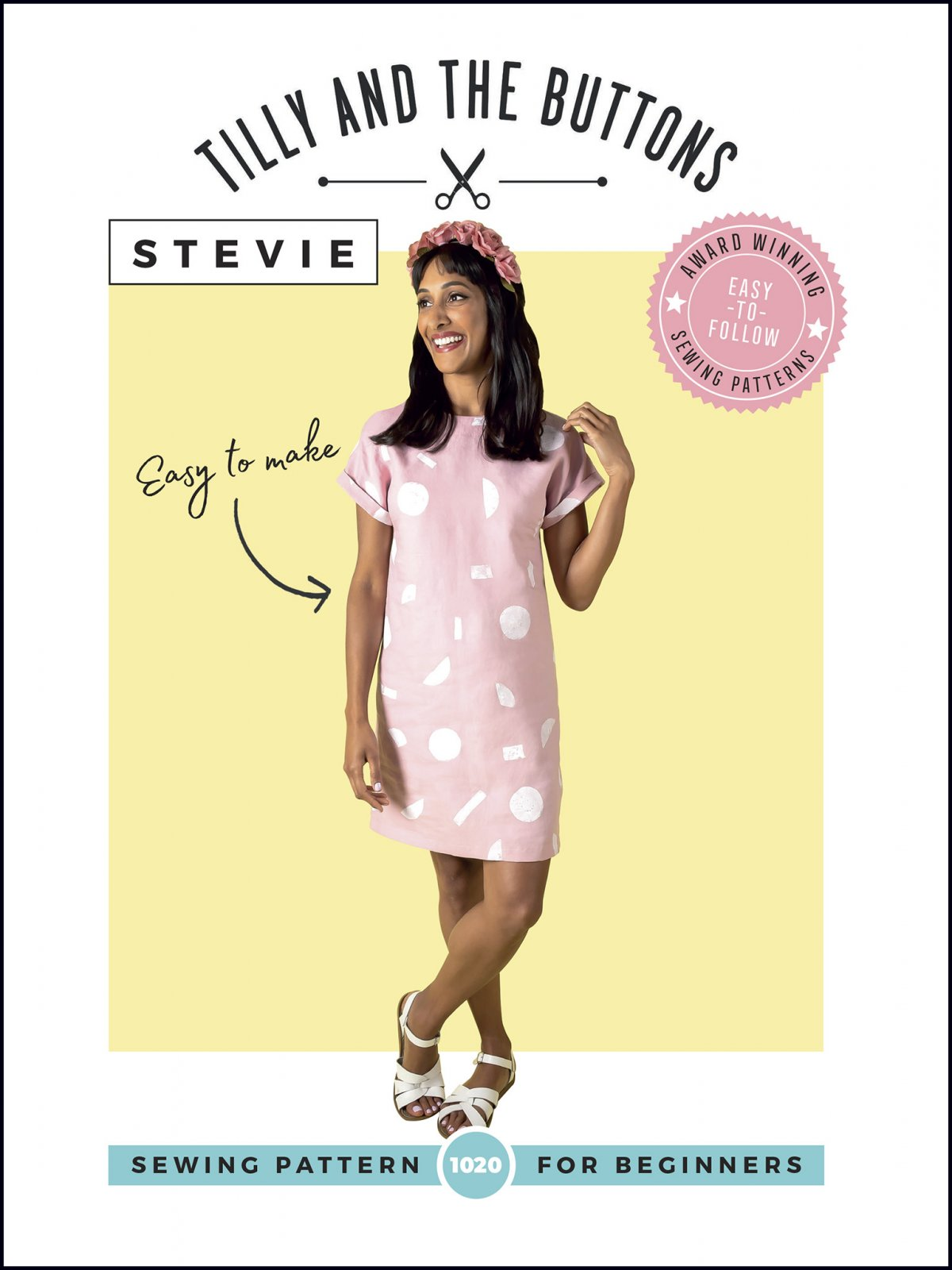 Tilly and the Buttons Stevie Tunic Pattern
