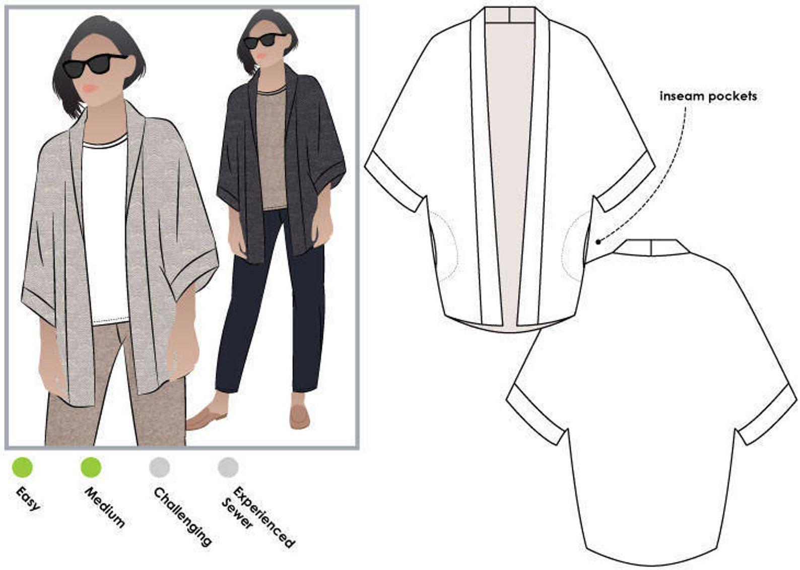Style Arc Besharl Jacket
