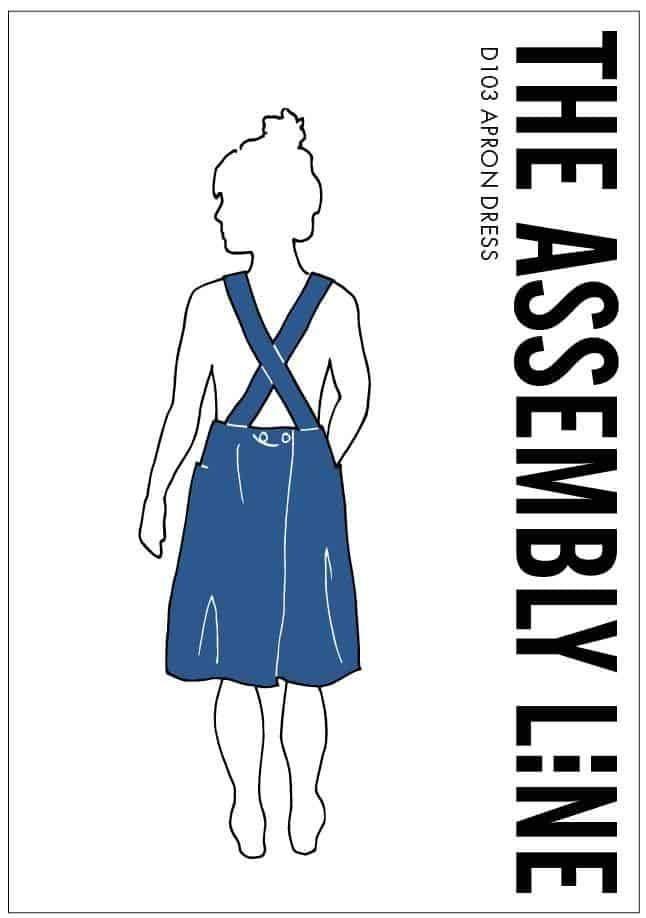 The Assembly Line Apron Dress Pattern