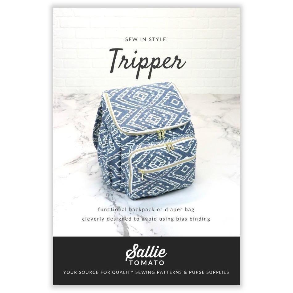 Sallie Tomato Tripper Bag Pattern