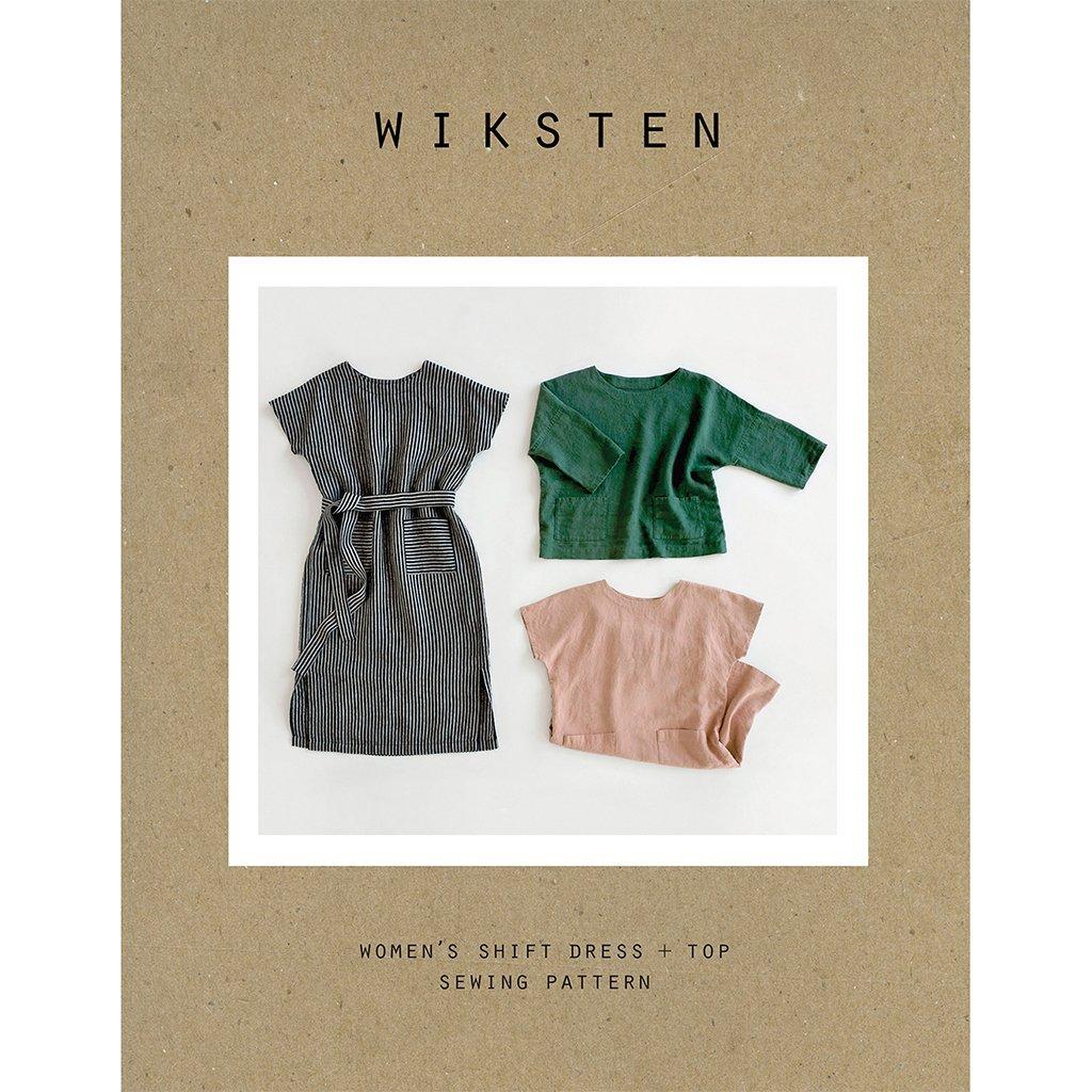 Wiksten Shift Dress + Top Sewing Pattern