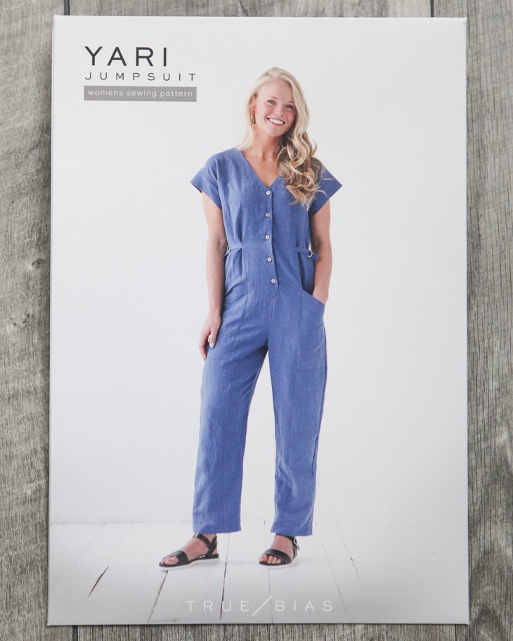 True Bias Yari Jumpsuit Pattern