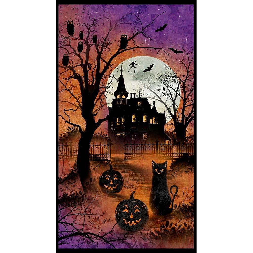 Frightful Night - Panel