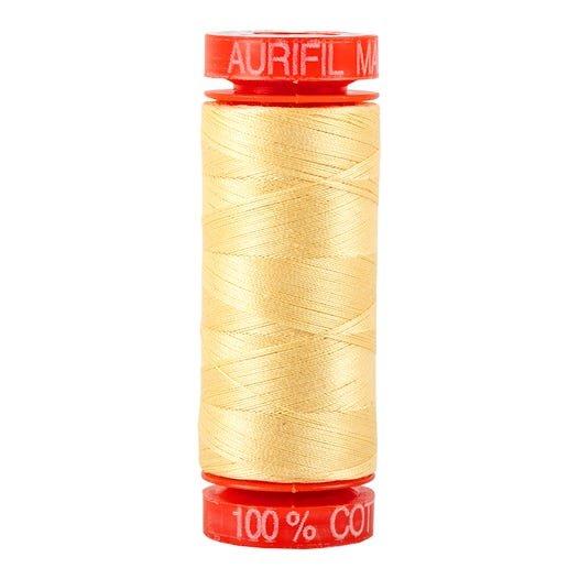 Aurifil 50wt Cotton 220yd Champagne