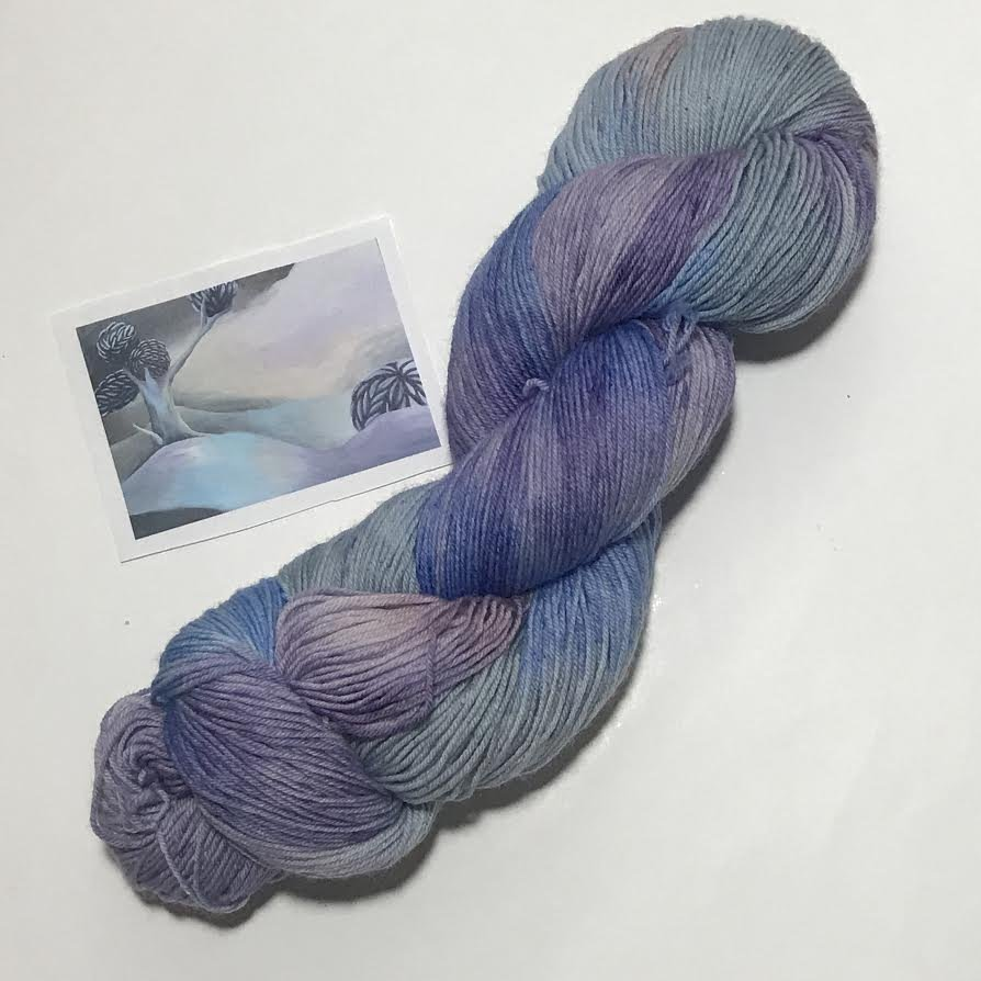 Knitting Artist Custom Yarn