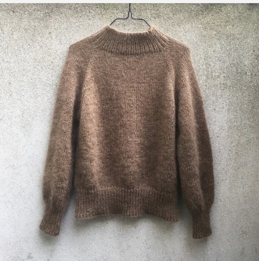 KforO Simple and Simple Sweater