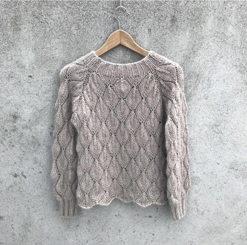 KforOlive Olive Sweater - My Size