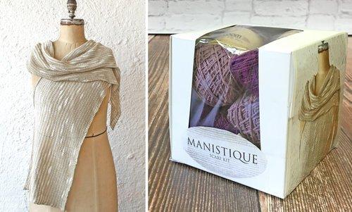 Manistique Scarf Kit
