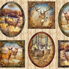 Deer Meadow Panel