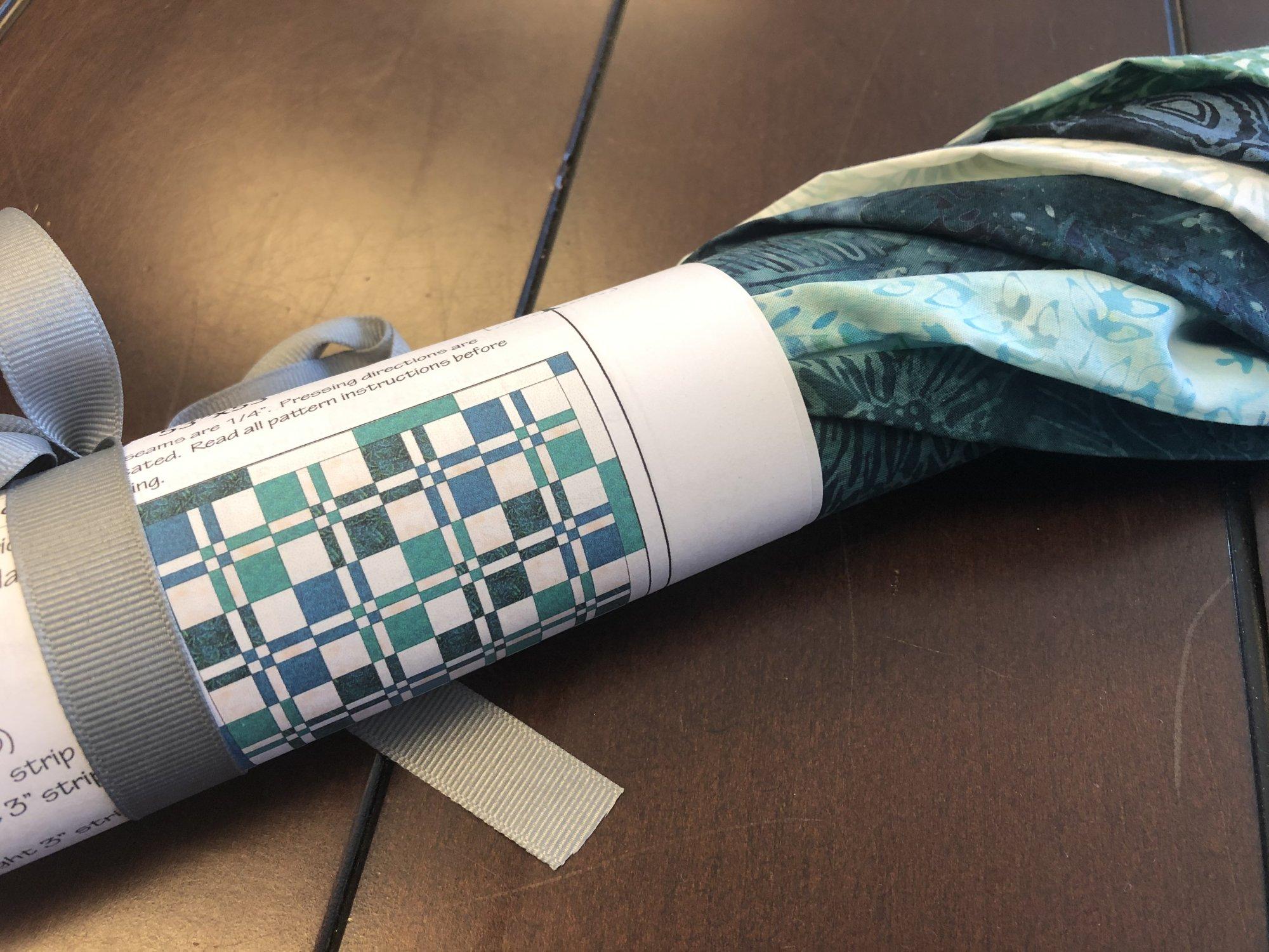 6 Pack Quilt Kit - Presto Chango