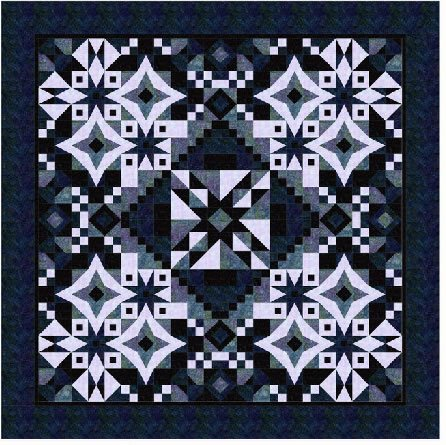 Asteria  8-Block Pattern Series