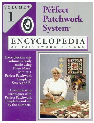 Encyclopedia of Patchwork Blocks Volume 1 - Marti Michell