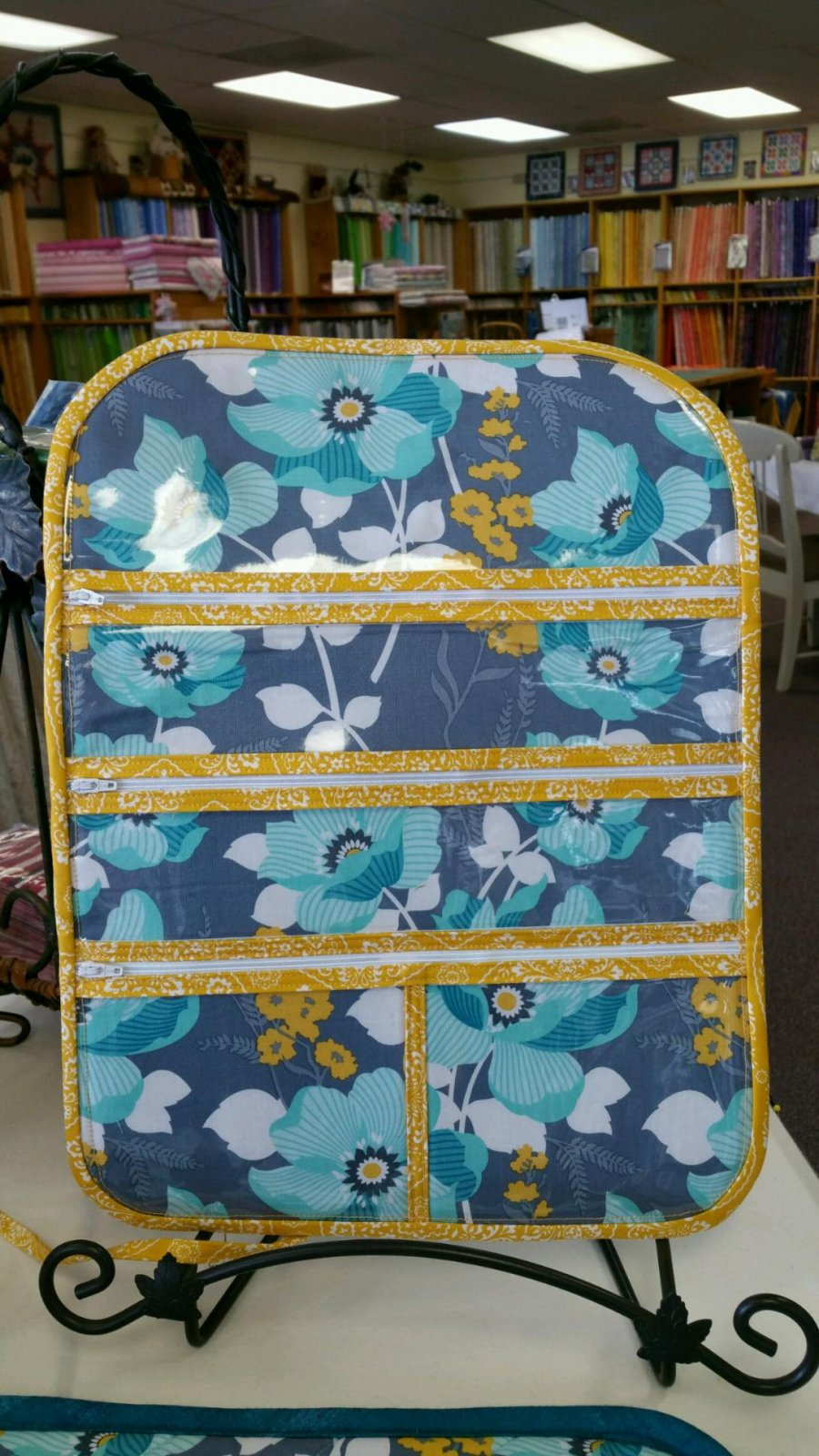 Sew on the Go Tool Organizer