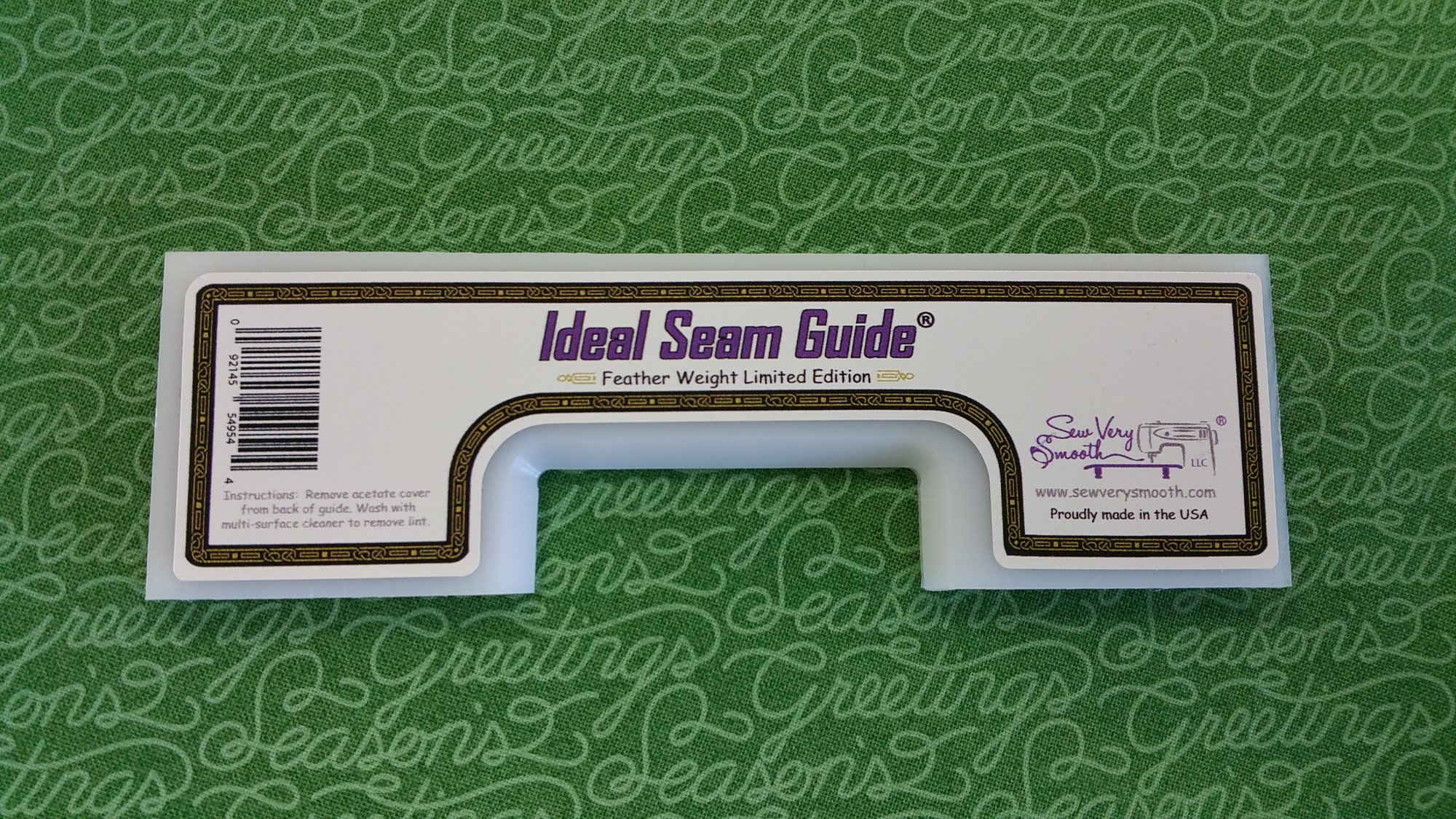 Small Ideal Seam Guide