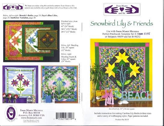 Snowbird Lily & Friends