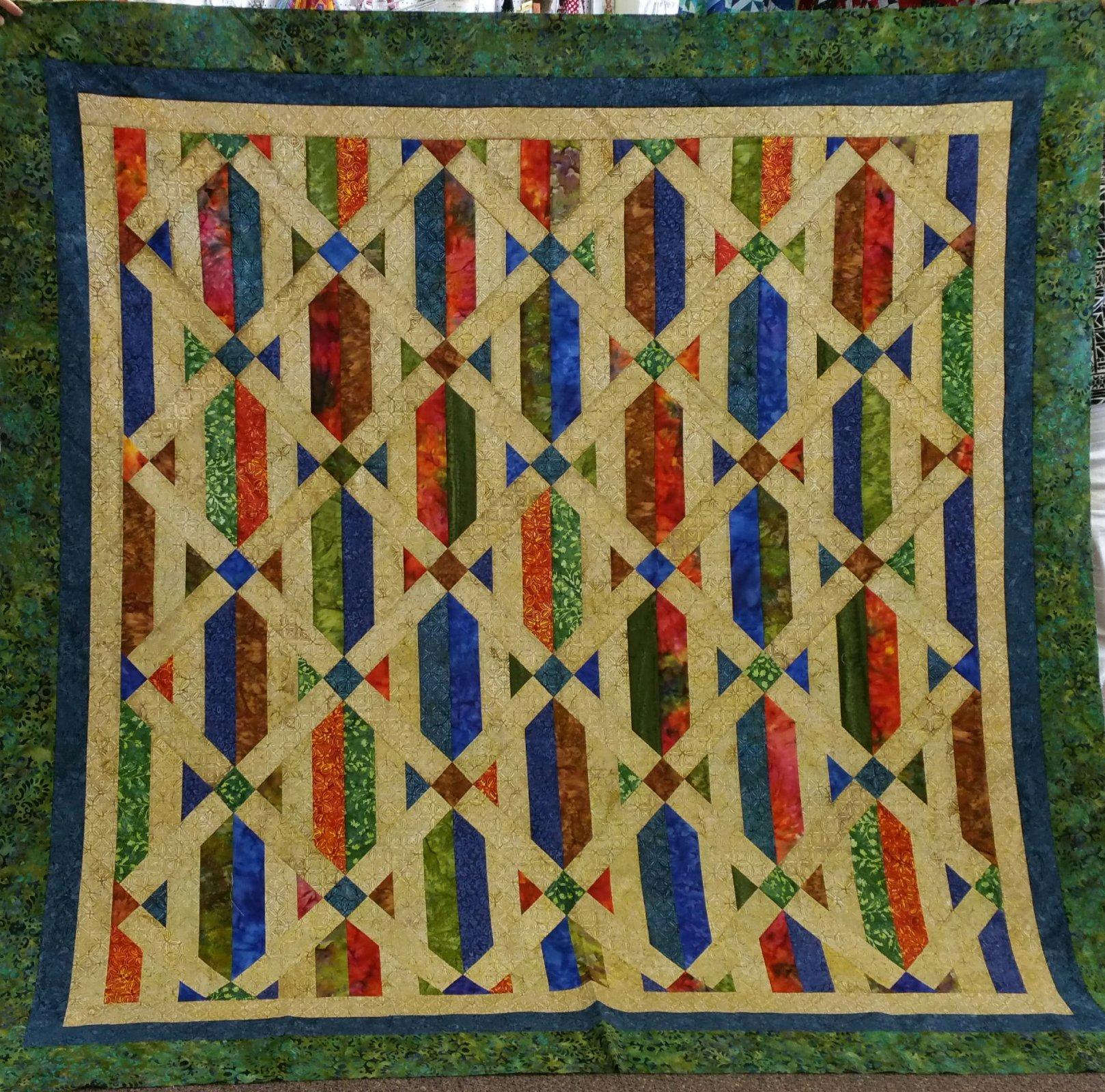 Tube Cake Quilt : tube quilt pattern - Adamdwight.com