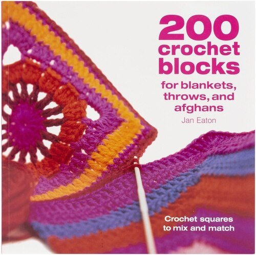 David and Charles Publishing Crochet Blocks