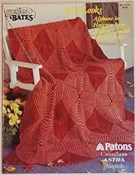 Susan Bates Afghans  Hairpin Lace, Crochet, Knit