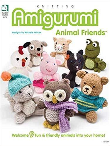 Annie's Amigurumi Animal Friends  Knitted