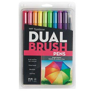 Tombow Dual Brush/Bright